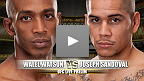 Luta preliminar do UFC Live 6: Walel 'The Gazelle' Watson vs Joseph Sandoval