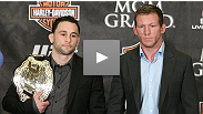 Watch the UFC 136 pre-fight press conference with Dana White, Frankie Edgar, Gray Maynard, Jose Aldo, Kenny Florian, Chael Sonnen and Brian Stann.