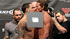 UFC&reg; 136 Weigh-in Photo Gallery