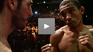 Kenny Florian and Jose Aldo weigh in for tomorrow night's title fight - watch UFC 136 on Pay-Per-View and UFC.TV.