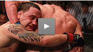 Champion Frankie Edgar talks about the deja vu first round and the incredible finish to an unforgettable trilogy
