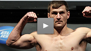 UFC newcomer Stipe Miocic follows his gameplan to earn a decision victory in his Octagon debut. The heavyweight prospect talks about his tough-as-nails opponent Joey Beltran, and why he was more nervous for the weigh-in than he was for the actual fight.