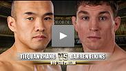 UFC® 136 Prelim Fight: Tiequan Zhang vs Darren Elkins