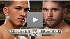 Luta preliminar do UFC 136: Anthony Pettis vs Jeremy Stephens