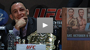 Their trilogy now over, Frankie Edgar and Gray Maynard talk about their second title fight and their futures in the UFC.