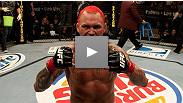 The Crippler has a message for Mark Munoz and for fight fans about how things will end Saturday night in Birmingham.