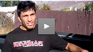Get a tour of TUF 13 finalist Ramsey Nijem's living and training quarters at The Pit Elevated in Utah.