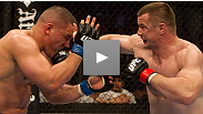 The legendary Mirko Cro Cop shows off his evolution as a mixed martial artist, choking out Pat Barry in the final minute of their fight at UFC 115.