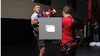 UFC® 137 Open Workouts Photo Gallery