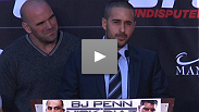 The UFC 137 press conference kicks off with some good news - ESPN correspondent Jon Anik will be joining the UFC starting with that very event.