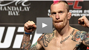 """The bloodlust took over."" Bart Palaszewski continues the streak of successful UFC debuts by WEC imports, KO'ing Tyson Griffin in the first round. Hear what ""Bartimus"" credits for his impressive performance."