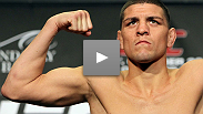 Nick Diaz earns a Fight of the Night bonus after battering BJ Penn en route to a unanimous decision victory, sending Penn into retirement in the process. Hear his feelings on the fight, and what's next for the former Strikeforce champ.