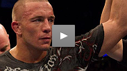 Welterweight champion Georges St-Pierre breaks down the UFC 137 main event between BJ Penn and Nick Diaz.