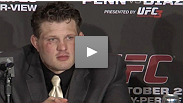 At the UFC post-fight press conference, winners Roy Nelson, Cheick Kongo and Donald Cerrone talk about what their fights meant to them and what&#39;s next.
