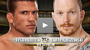 UFC® 137 Prelim Fight: Tyson Griffin vs. Bart Palaszewski