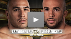 Luta preliminar do UFC 137: Brandon Vera vs Eliot Marshall
