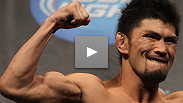 The third time is the charm for Michihiro Omigawa, as he earns his first win in the UFC® featherweight dvision. The judo black belt discusses his gameplan, his feelings on the fight, and the punching power of opponent Jason Young.