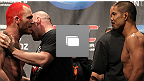 UFC&reg; 138 Weigh-in Photo Gallery