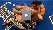 "Benson Henderson pulls off a ""Smooth"" guillotine against Donald ""Cowboy"" Cerrone to retain his lightweight title at WEC 48."