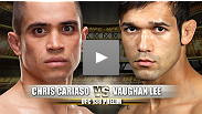 UFC&reg; 138 Prelim Fight: Vaughan Lee vs. Chris Cariaso
