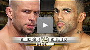 UFC® 138 Prelim Fight: Che Mills vs. Chris Cope
