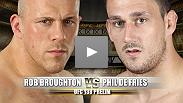 UFC® 138 Prelim Fight: Phil De Fries vs. Rob Broughton