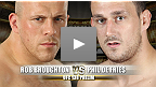Combat préliminaire de l'UFC® 138 : Phil De Fries vs Rob Broughton