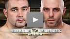 UFC&reg; 138 Prelim Fight: Justin Edwards vs. John Maguire