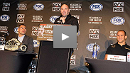 Watch the UFC on FOX: Pre-Fight Press Conference streaming live Wednesday, November 9 at 4 pm ET/1 pm PT from Nokia Plaza in Los Angeles.