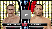 Get a sneak peek at the UFC 139 main event as Shogun Rua fights Dan Henderson in UFC Undisputed 3&#39;s PRIDE mode.