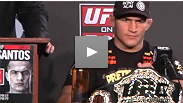 "UFC on FOX post-fight press conference with Dana White, Junior dos Santos, Cain Velasquez, Benson Henderson, Clay Guida, Dustin Poirier, Ricardo Lamas and Alex ""Bruce Leeroy"" Caceres."