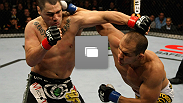 UFC&reg; on FOX Velasquez vs Dos Santos on Saturday, November 12, 2011 at the Honda Center in Anaheim, CA (Photos by Donald Miralle/Zuffa LLC/Zuffa LLC vs Getty Images)