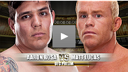 UFC® on FOX Prelim Fight: Aaron Rosa vs. Matt Lucas