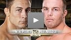 Combat préliminaire de l'UFC® on FOX : Mike Pierce vs Paul Bradley