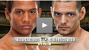 UFC&reg; on FOX Prelim Fight: Alex Caceres vs. Cole Escovedo