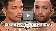 UFC® on FOX Prelim Fight: Darren Uy