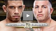 UFC® on FOX Prelim Fight: DaMarques Johnson vs. Clay Harvison