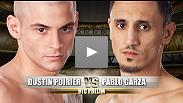UFC® on FOX Prelim Fight: Pablo Garza vs. Dustin Poirier