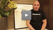 Go behind the scenes with UFC president Dana White in the week leading up to UFC on FOX in the first video blog for UFC 139.