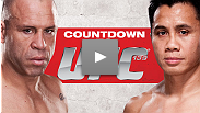 Stand-up warriors Wanderlei Silva and Cung Le are coming at one another at full speed with everything you need for Fight of the Night... or Fight of the Year.