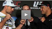"MMA legends Mauricio ""Shogun"" Rua and Dan Henderson talk five-round main events, training, and strategy at the pre-fight press conference for UFC® 139."
