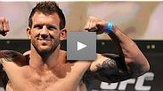 Ryan Bader gets his first win in 2011, stopping Jason Brilz in the first round. The TUF alum discusses his training camp, his strategy, and how it feels to get back on track.