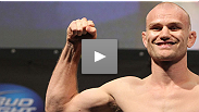 After being on the losing end of two close decisions, Martin Kampmann finally earns a nod from the judges. &quot;The Hitman&quot; discusses his big win over tough opponent Rick Story.