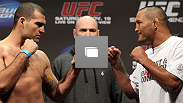 UFC 139 Live on Pay-Per-View Weigh-ins at the HP Pavilion on November 19, 2011 in San Jose, California.(Photos by Zuffa LLC/Zuffa LLC via Getty Images)