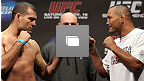 UFC&reg; 139 Weigh-in Photo Gallery