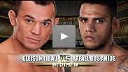 UFC® 139 Prelim Fight: Gleison Tibau vs. Rafael Dos Anjos