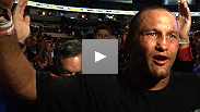 """He tried to Rocky Balboa me"" - Dan Henderson talks to ClinchGear after his five-round war and decision win over Shogun Rua."