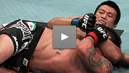 In the rematch to one of the best fights of 2011, Chan Sung Jung taps out Leonard Garcia with one of the rarest submissions in MMA history.