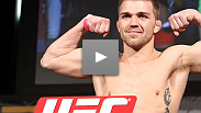 "Bryan Caraway opens the TUF 14 Finale with a submission win over teammate Dustin Neace. ""Kid Lightning"" gives his thoughts on the fight, and explains why it was tough to fight his good friend Neace."