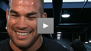 Tito Ortiz talks about fighting for the fans, approaching his 15th year in MMA, and changing his nickname at the UFC&reg; 140 open workout.